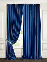 Комплект штор ТомДом Элести (синий) комплект штор томдом элести бежевый