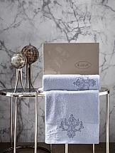 Комплект полотенец ТомДом Галвист (голубой) комплект полотенец томдом бушфил голубой