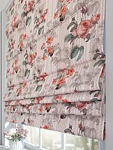 Римская штора ТомДом Лайвор бордюр atlas concorde russia sinua london greige 4x20