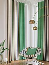 Комплект штор ТомДом Элонар (зеленый) комплект штор томдом элонар коричневый