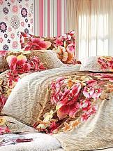 Фото - Постельное белье ТомДом Пиренея постельное белье этель кружева комплект 2 спальный поплин 2670978
