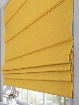 Римская штора ТомДом Зейвис (желтый) штора garden на ленте цвет желтый высота 170 см с w875 v8