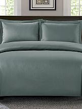 цена Постельное белье ТомДом Мэнсия (серо-зеленый) онлайн в 2017 году