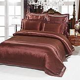 Постельное белье ТомДом Сатиона комплект постельного белья tango hearts евро наволочки 50 x 70 см цвет розовый
