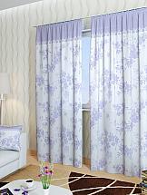 Комплект штор ТомДом Вивида-К (сирен.) шторы томдом классические шторы вивида п цвет розовый