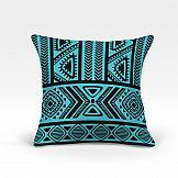 цена Декоративная подушка ТомДом Топу-О (синий) онлайн в 2017 году