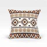 Декоративная подушка ТомДом Сарк-О (коричн.)