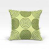 цена Декоративная подушка ТомДом Мбау-О (зеленый) онлайн в 2017 году