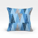 Декоративная подушка ТомДом Капри-О (синий) декоративная подушка томдом тонга о синий