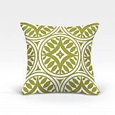 цена Декоративная подушка ТомДом Кюсо-О (зеленый) онлайн в 2017 году