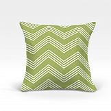 цена Декоративная подушка ТомДом Лате-О (зеленый) онлайн в 2017 году