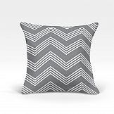 Декоративная подушка ТомДом Лате-О (серый) декоративная подушка томдом делли о серый