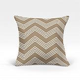 Декоративная подушка ТомДом Лате-О (беж.) декоративная подушка томдом подушка хиос беж