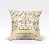 Декоративная подушка ТомДом Айлен-О (беж.) декоративная подушка томдом подушка хиос беж
